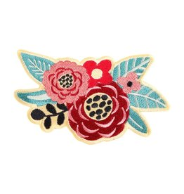 Patches and Pins Patch: Floral Wreath