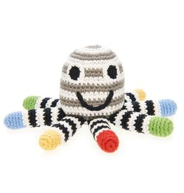 Pebble Octopus Rattle