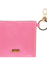 Packed Party Wallet: Rainbow bright card holder keychain
