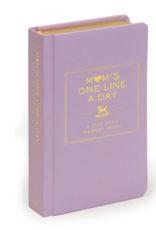 One Line a Day Journal - Moms