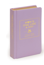 Chronicle Books One Line a Day Journal - Moms