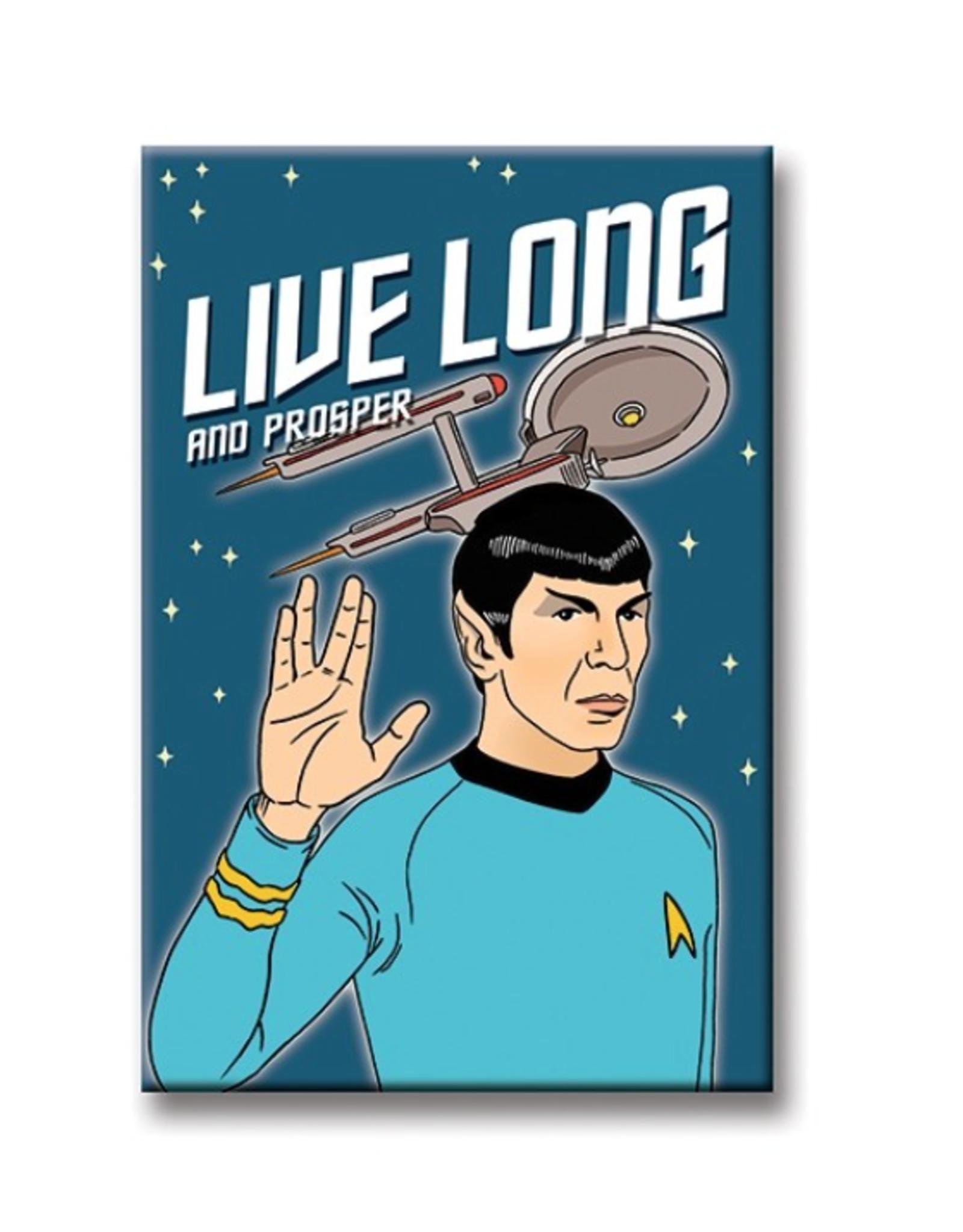 Magnet: Live Long and Prosper