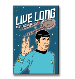 The Found Magnet: Live Long and Prosper
