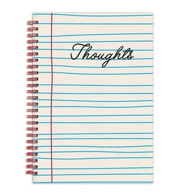 Chronicle Books Journal - Wire-O: Thoughts