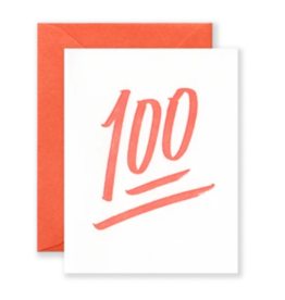 Lionheart Prints Card - Blank: 100