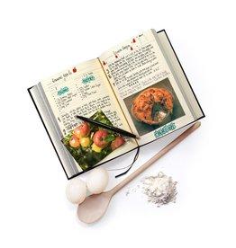 Suck UK My family Cookbook (black)