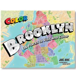Brooklyn Coloring Book
