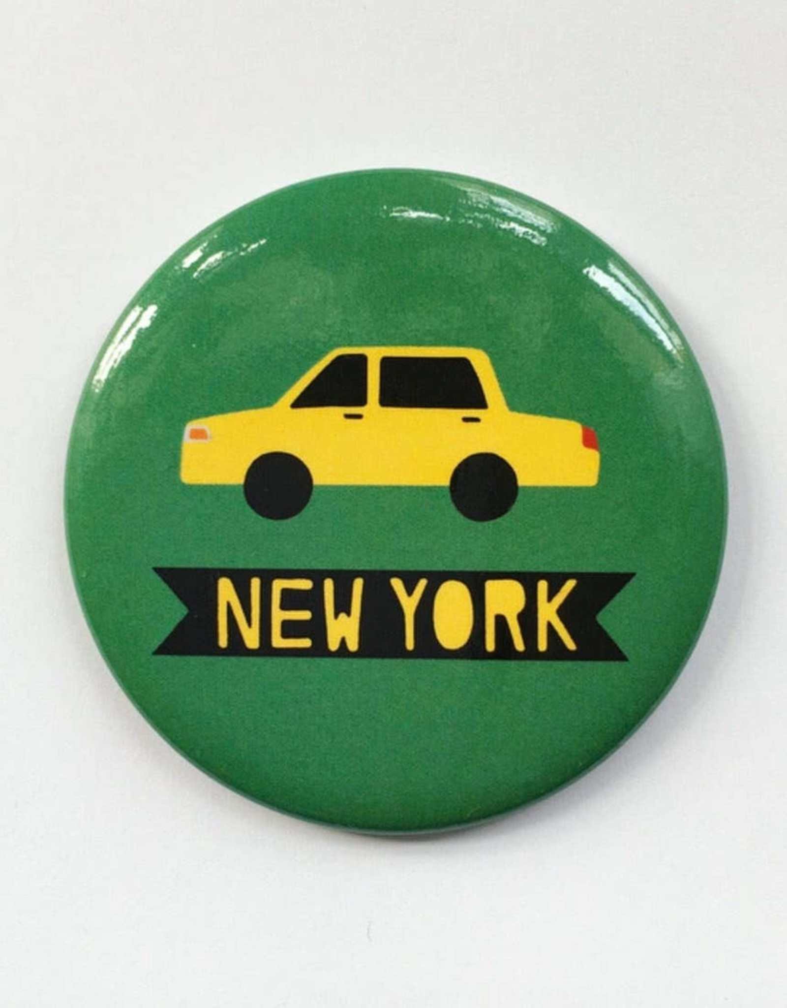 Made by Nilina Magnet New York Taxi