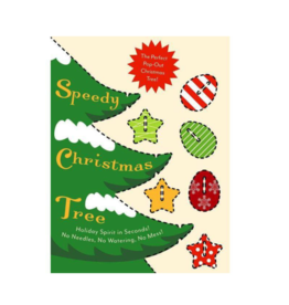 Simon & Schuster Speedy Christmas Tree