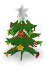 Simon & Schuster Speedy Christmas Tree