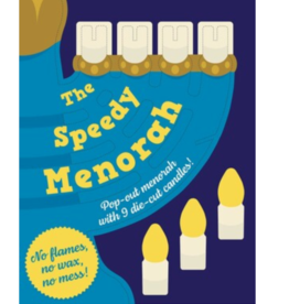Simon & Schuster Speedy Menorah