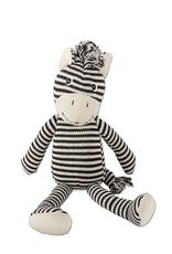 Tag Zebra Plushie
