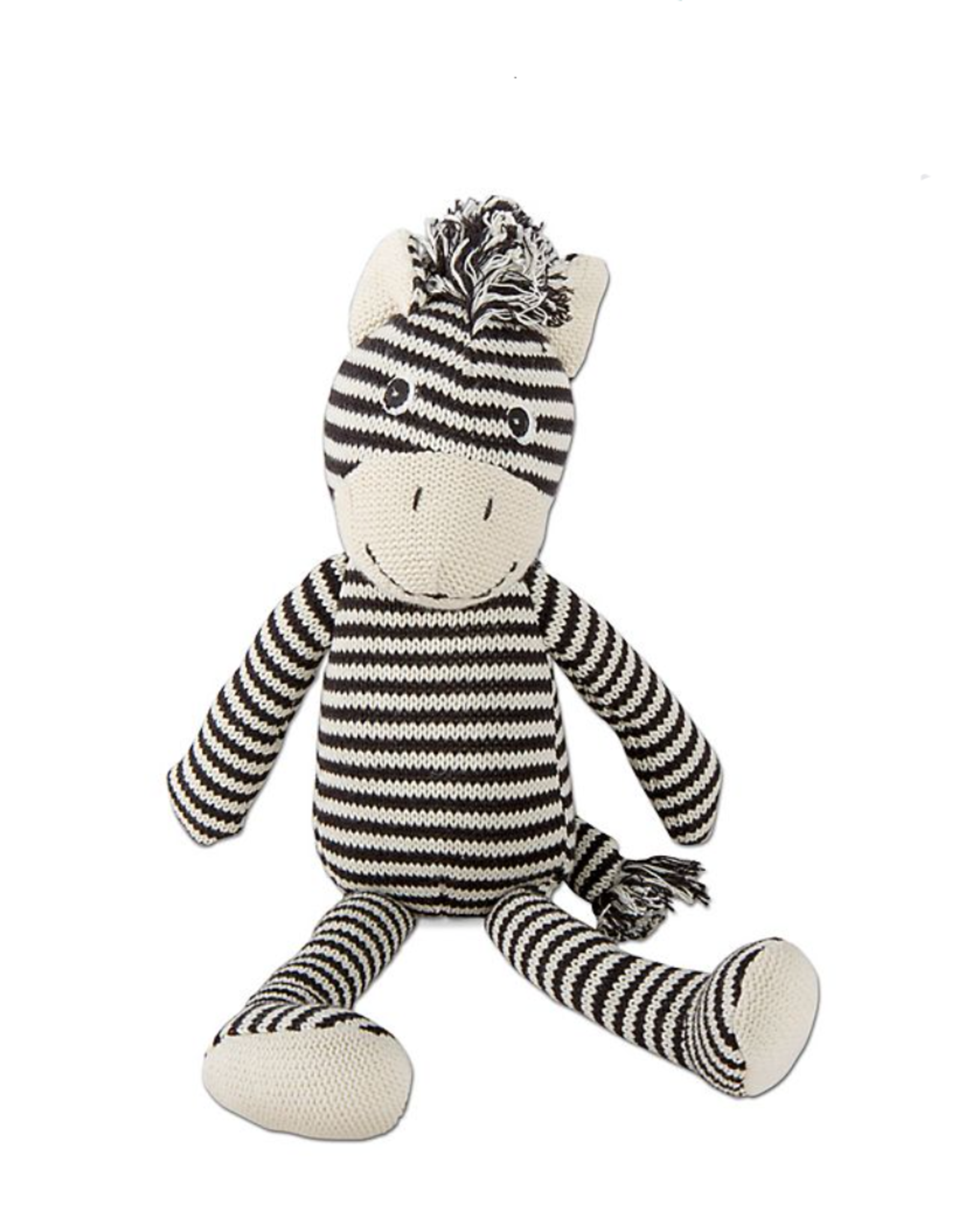 Zebra Plushie