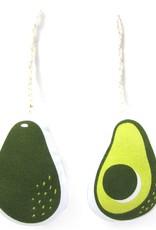 Ornament: Avocado