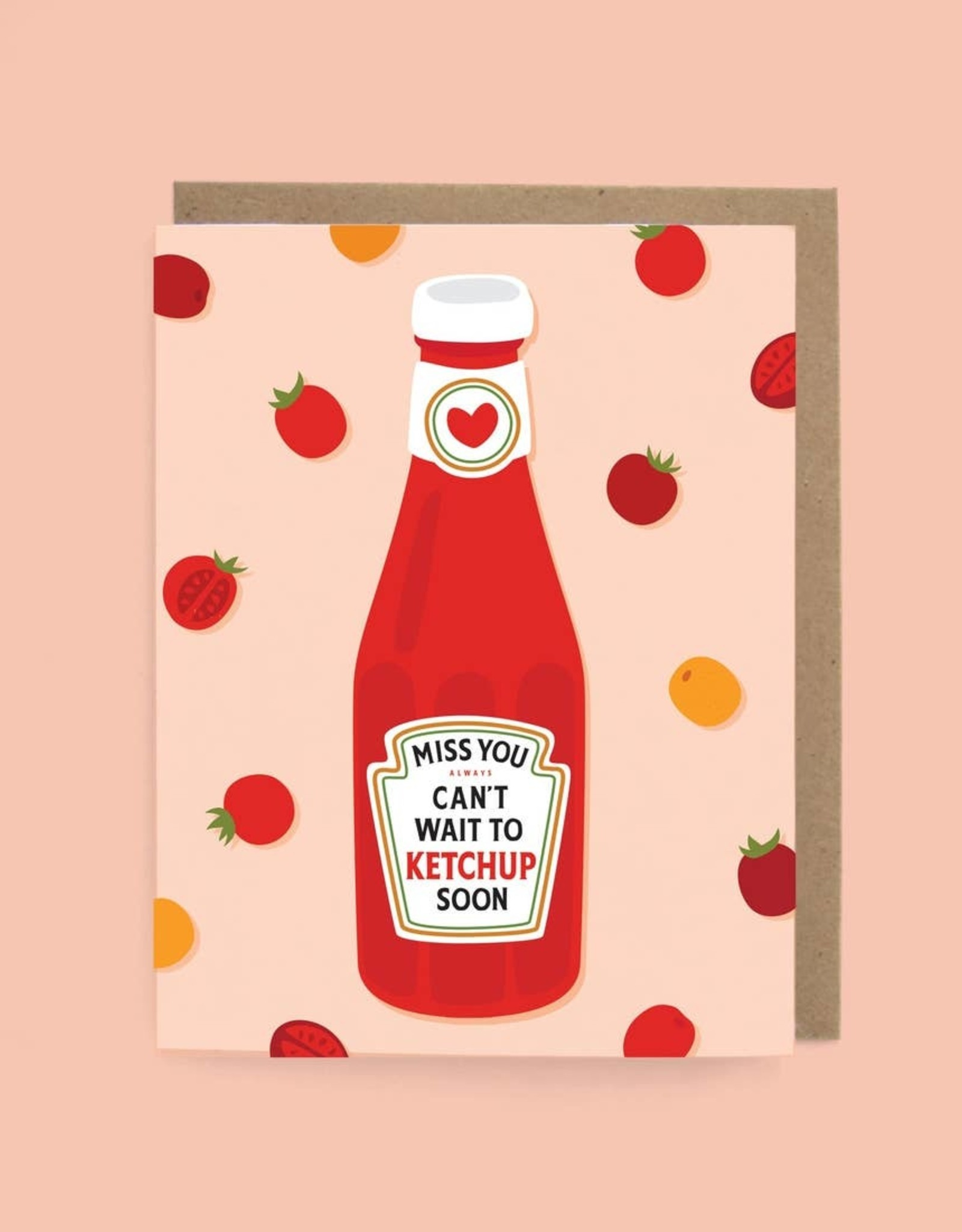 Neighborwoods Boxed Cards: Ketchup Soon
