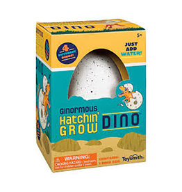 Toysmith Growing Dino in Egg