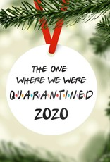Ornament: Quarantined
