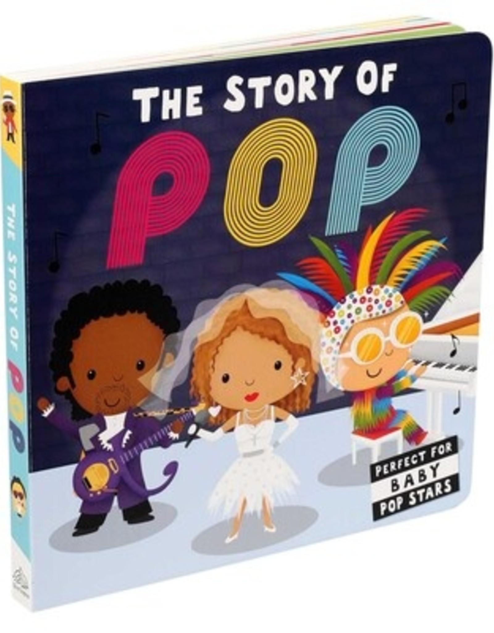 Simon & Schuster Story of Pop
