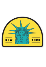 Seltzer Goods Sticker: New York City Liberty