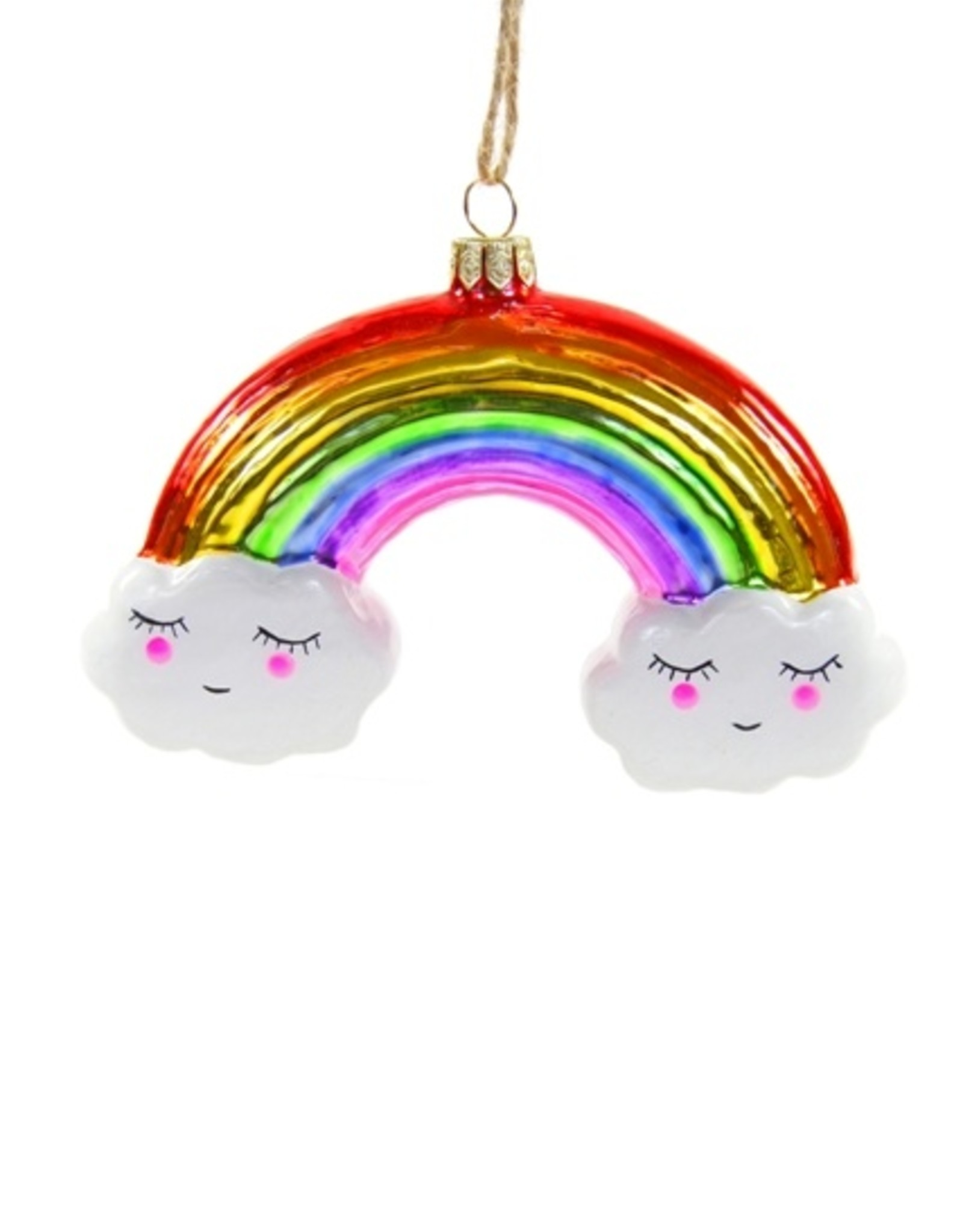 Ornament: Jolly Rainbow