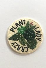 Patch: Crazy Plant Lady