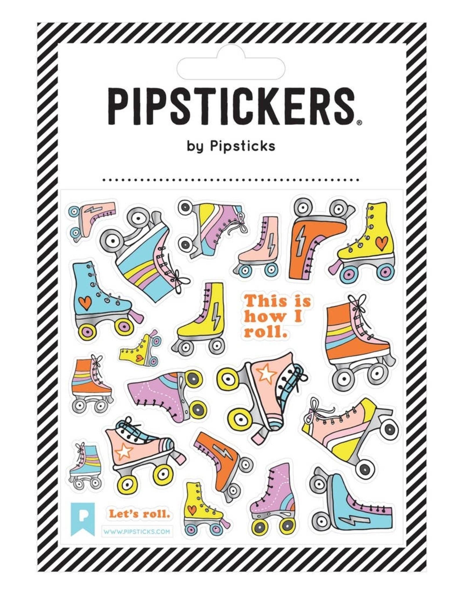 Pipsticks Pipsticks (Square page)