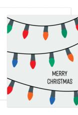 Card - Holiday: Christmas Lights