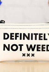 Pouch: Definitely not weed