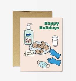 Card - Holiday: For Santa