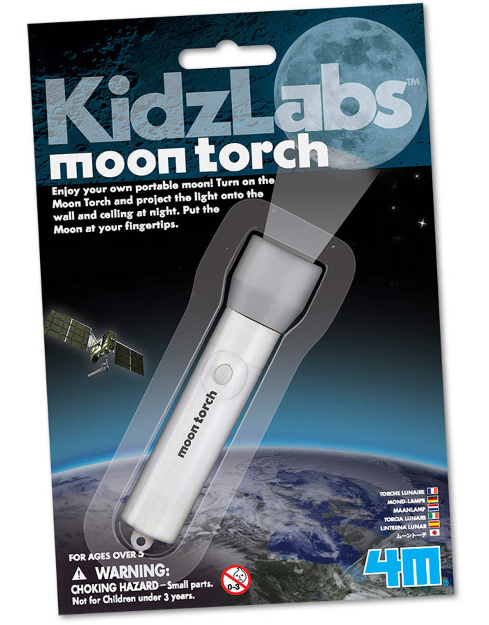 Toysmith Moon torch