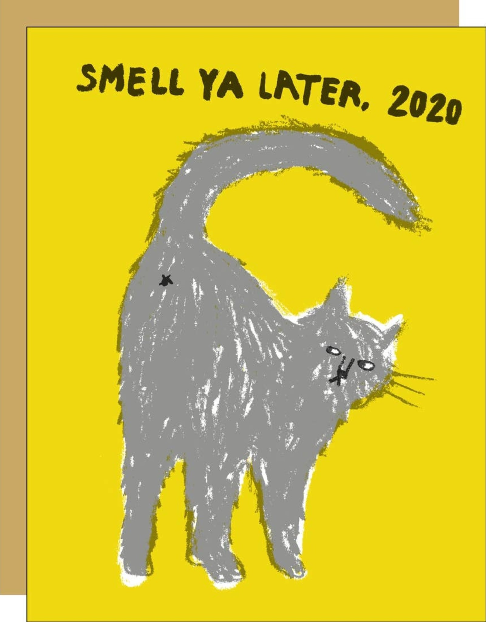 Card - Holiday: Smell Ya Later 2020