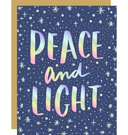 Card - Holiday: Peace and Light