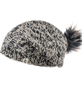 Hat: Bedford Slouch - Bl/Wh/Oat