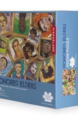 Puzzle: Honored Elders 1000 pieces
