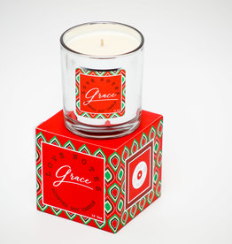 Love Notes LLC Candle: Grace Chrome