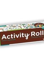 Activity Roll: Mighty Dinosaur