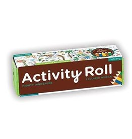 Activity Roll: Mighty Dinosaur