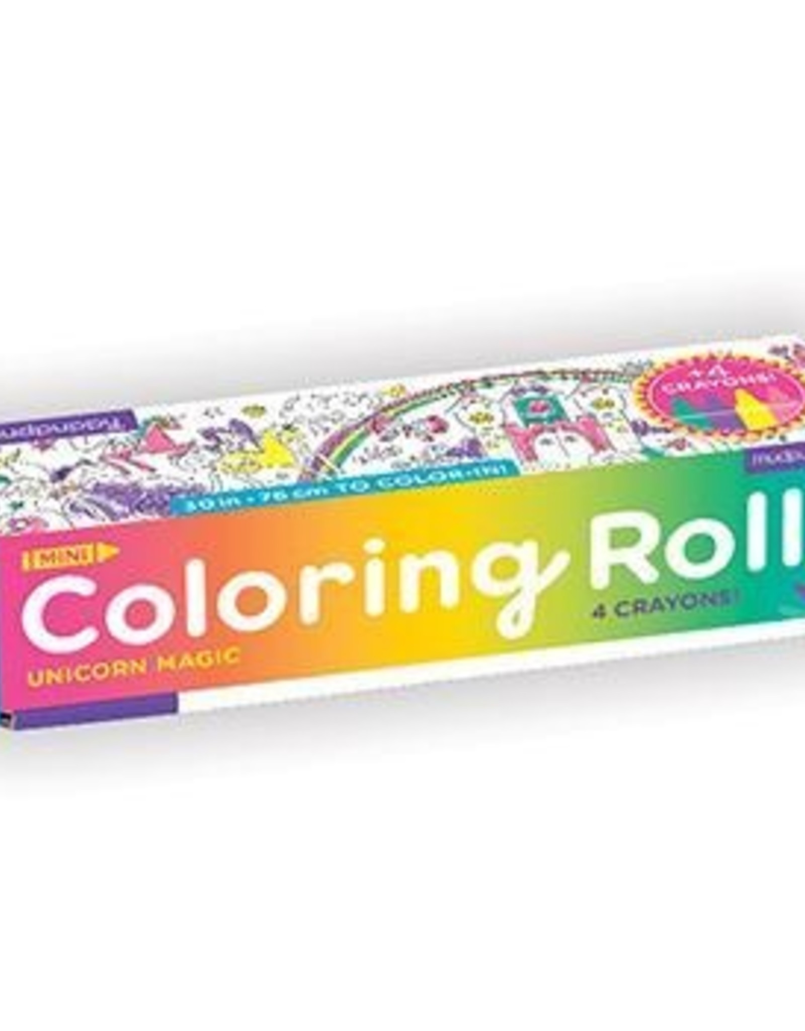 Coloring Roll: Unicorn Magic Mini