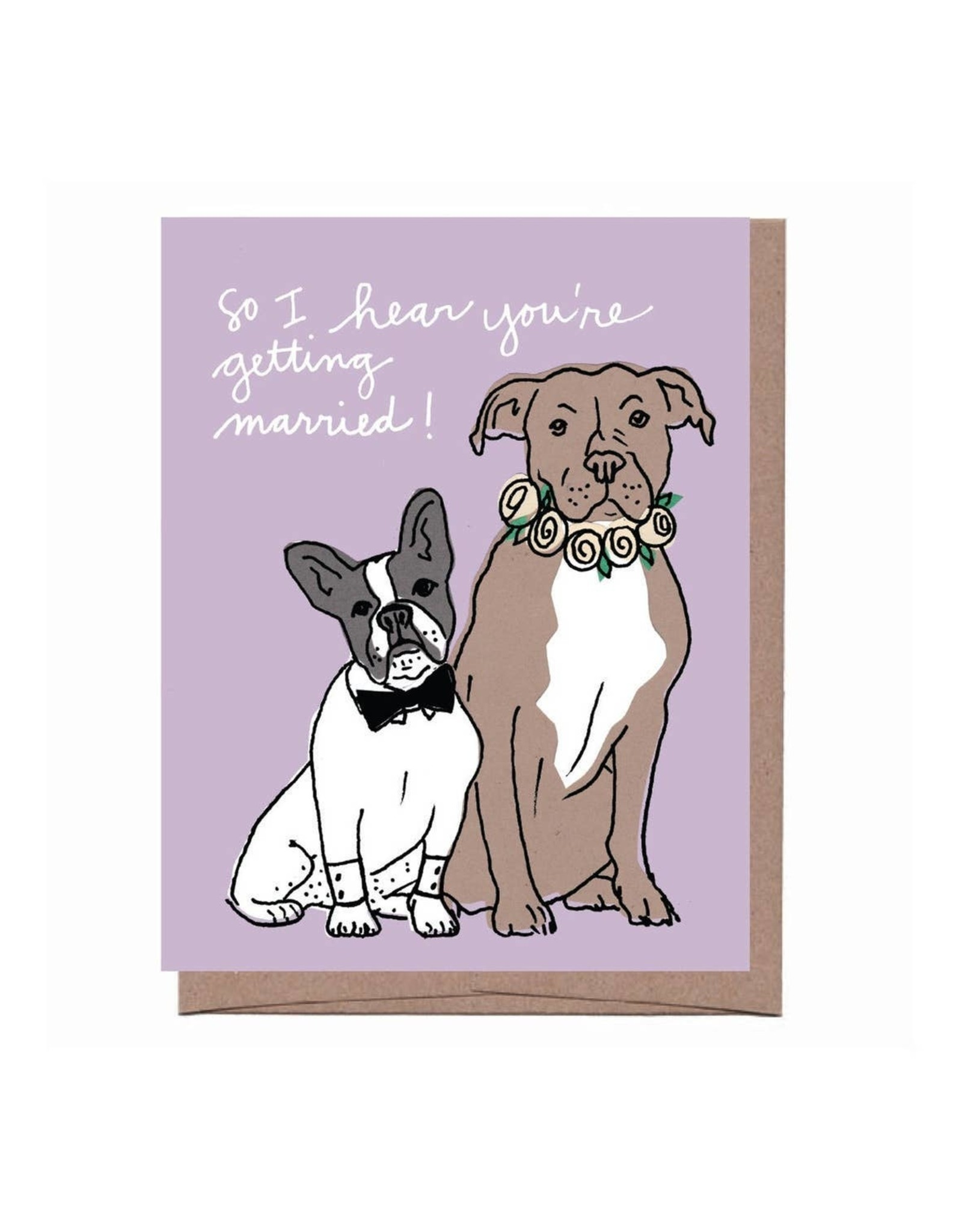 La Familia Green Card - Wedding: Dogs