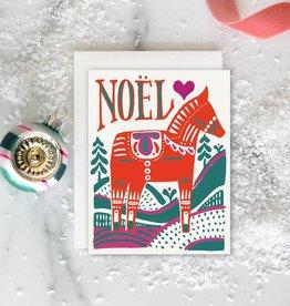 Card - Holidays: Noel