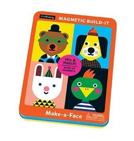 Chronicle Books Magnetic Dress Up: Make a Face