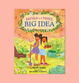 Harper Collins Kamala & Maya's Big Idea