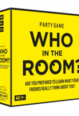 Game: Who in the room