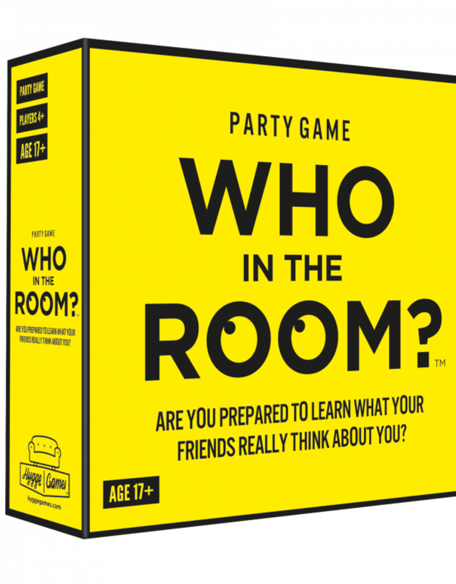 Hygge Game: Who in the room