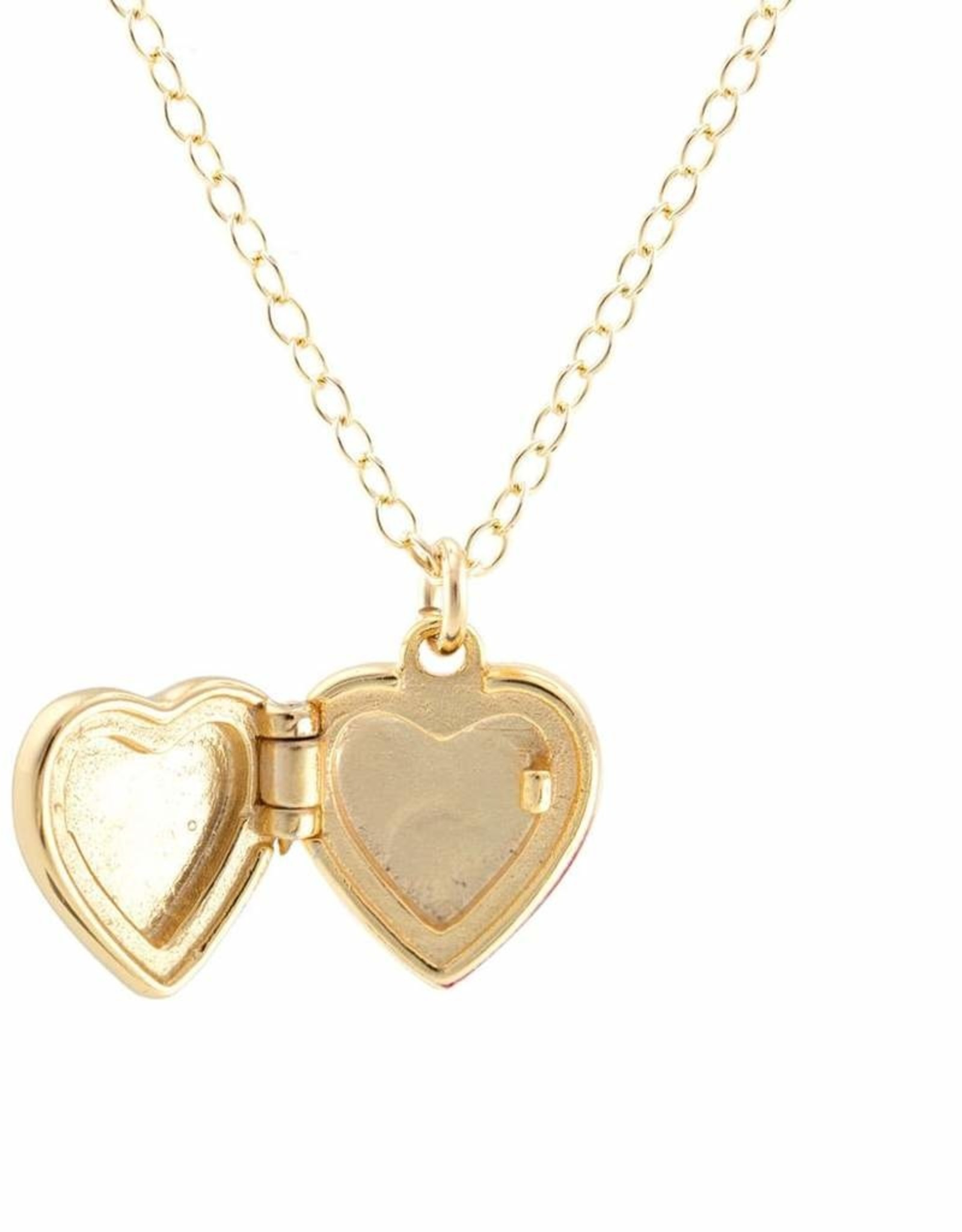 Kris Nations Small Heart Locket