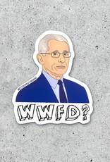 Citizen Ruth Sticker: Fauci
