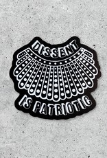 Citizen Ruth Sticker: Dissent is Patriotic