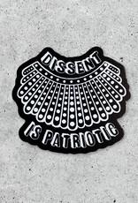 Sticker: Dissent is Patriotic