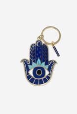 Idlewild Co. Keychain: Hamsa