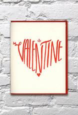 Card - Love: Valentine Heart
